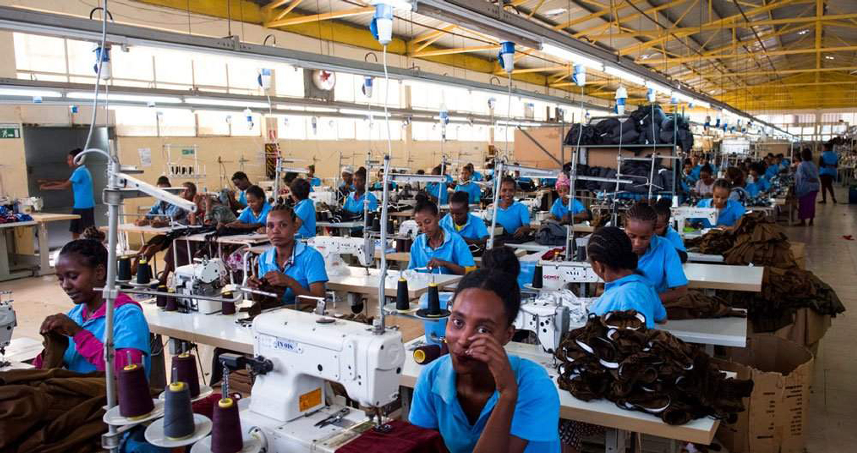 Building Africa's Manufacturing Strength in the Textile and Clothing Sector | Our Africa, Our Thoughts